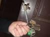 la clef de l'église