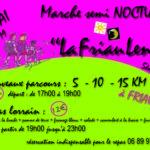Rando semi-nocturne «l'Affriolante» 11/05/2019