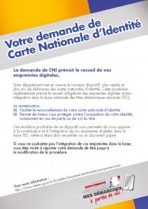 CNI PPNG Flyer refus empreintes