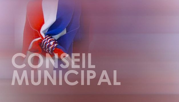 Prochain conseil municipal le 14 sept 2018
