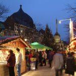 Marché de Noël à Liège par Animagik