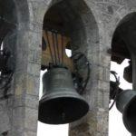 Sonnerie des cloches pour l'annonciation 25 Mars 19h30